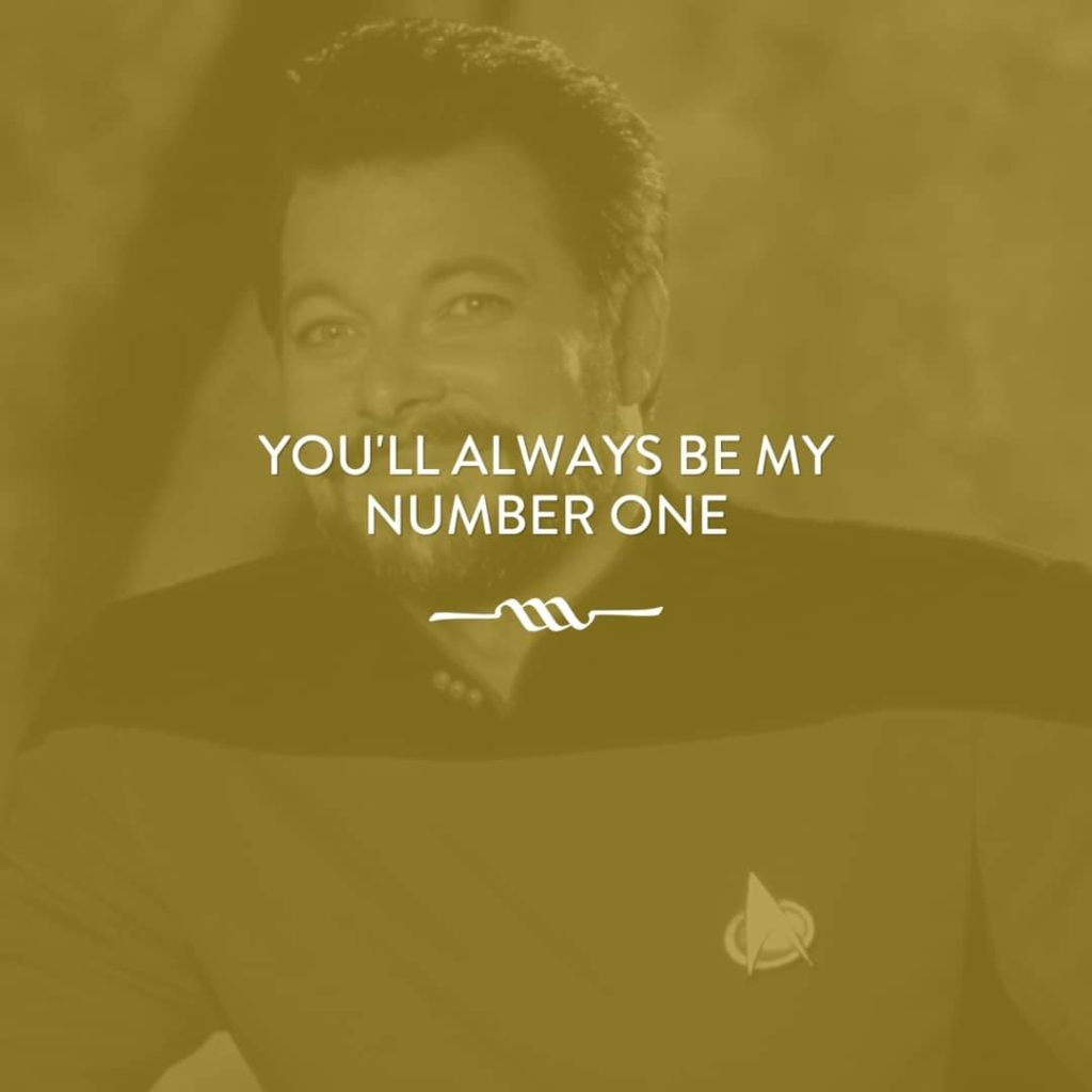 You'll Always Be My Number One