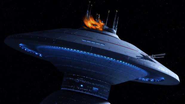 Ion storm cripples StarBase 118