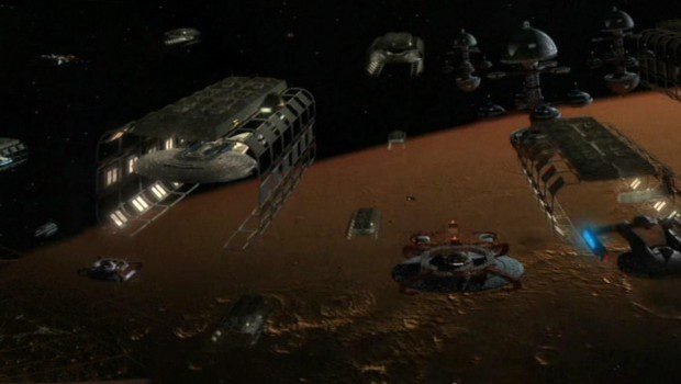 Starship production grinds to a halt as fallout from dilithium shortage continues