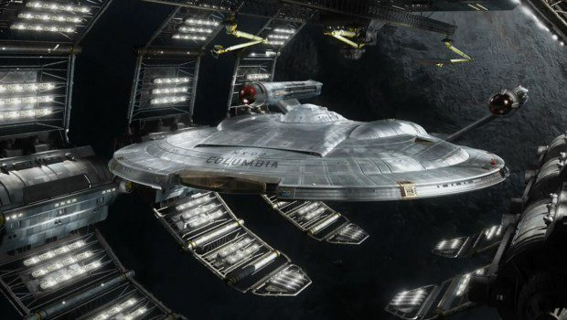 Pre-warp species resettled after 22nd-century Starfleet crew rescued