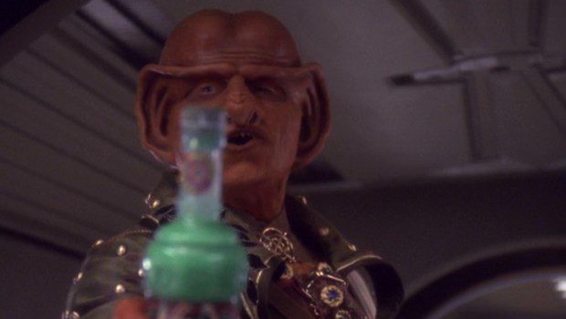 Merger in the Ferengi beverage industry surprises market experts