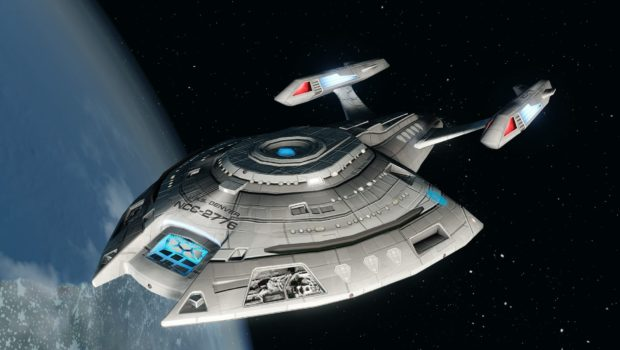 USS Kuipers begins mission in Illyr System