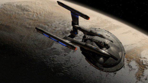 Crew of Earth Starfleet vessel rescued from P-409 Sigma after missing for two centuries