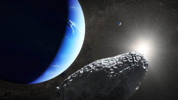 State-of-the-art research station launched in orbit of Neptune