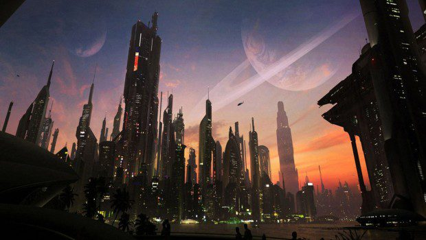 Anger against Starfleet from colonists on Meridian grows after terrorist bio-attack